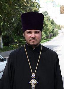протоиерей Сергей Вейго, благочинный кладбищенского округа г.Киева