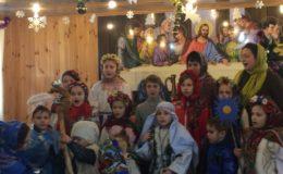 Праздник Обрезания Господнего и святителя Василия Великого на Лесном кладбище