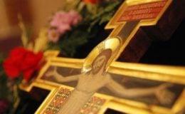 Церковные награды ко дню Светлого Христова Воскресения