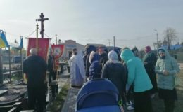 Дмитриевская поминальная суббота в храме Всех Святых